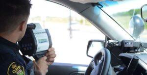 oakville driver caught stunt driving