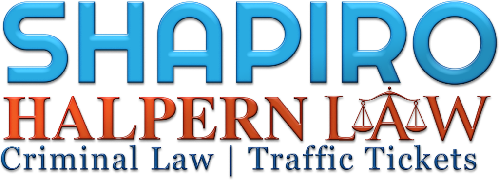 Shapiro Halpern Law Criminal Law Traffic Tickets Toronto Logo
