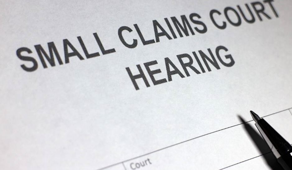 small claims court north york toronto ontario